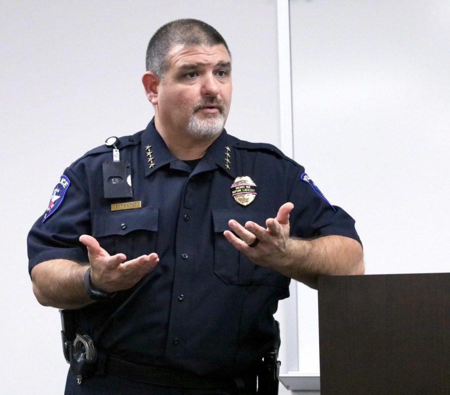 Chief Eric Mendez