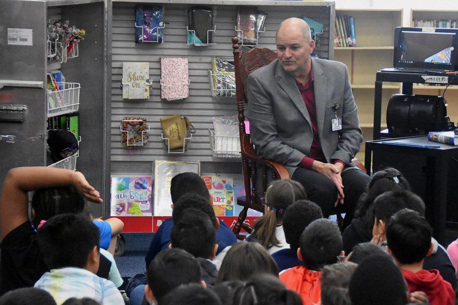 Superintendent Dr. Mark Henry