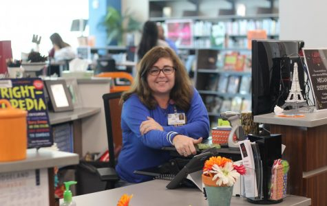 New librarian, technology brings new life to library