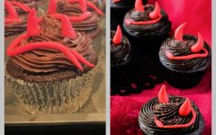 Olivia Tries It: Spicy Little Devil's Food Cupcakes