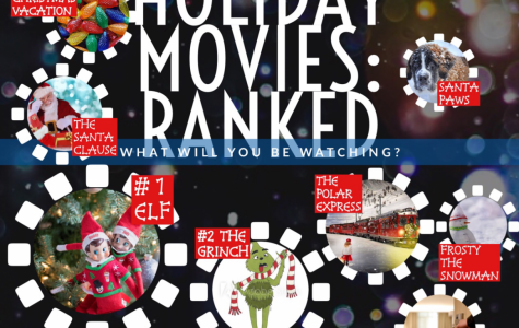 The best Christmas movies for your weekend binge watching