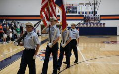 Campus undergoes AFJROTC inspection