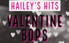 Hailey's Hits: 'B' my valentine?