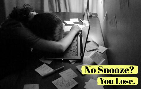 No Snooze? You Lose