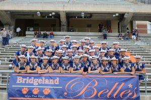 Bridgeland Belles team