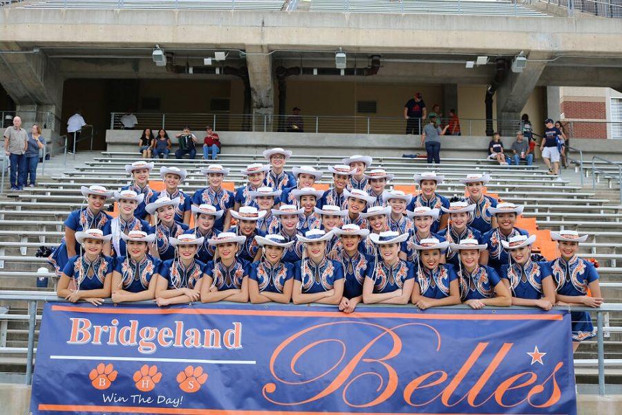 Bridgeland+Belles+team