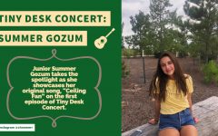 Student Desk Concert – Summer Gozum