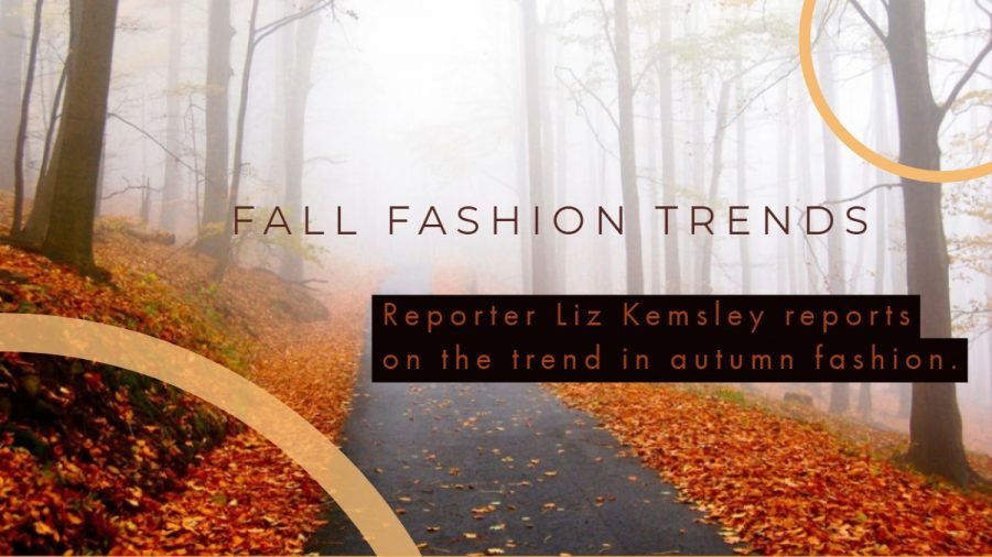 Sugar, spice, and everything nice : a fashion addicts guide to fall trends