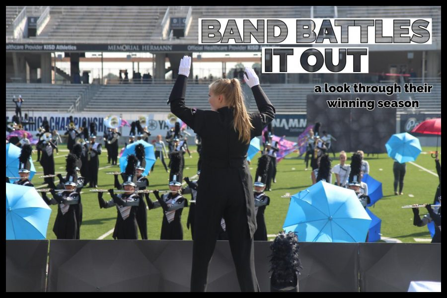 Be Someone: a season of marching success
