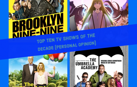 Top ten: TV shows of the decade