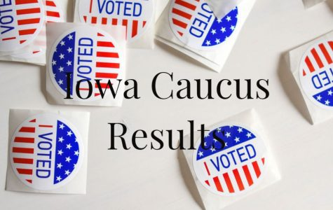 Iowa Caucus ends in close results