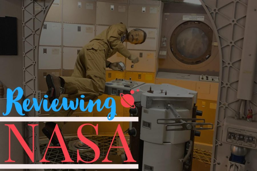An honest review: NASA is NOT out of this world