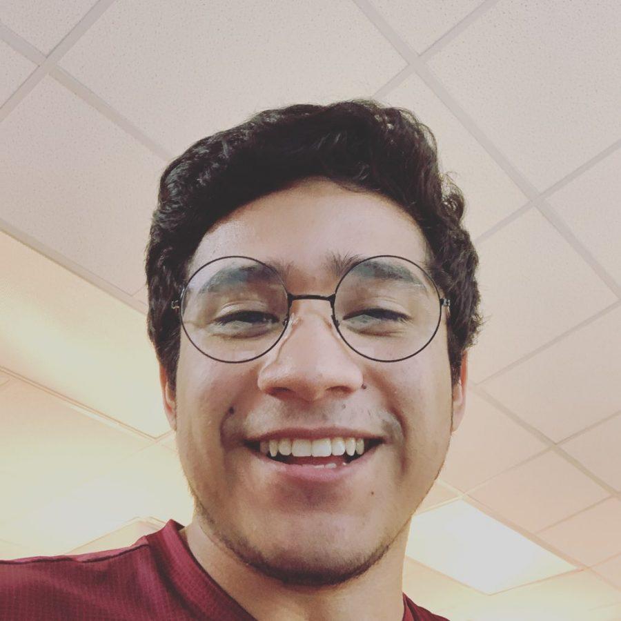 Senior spotlight: Mark Guerra