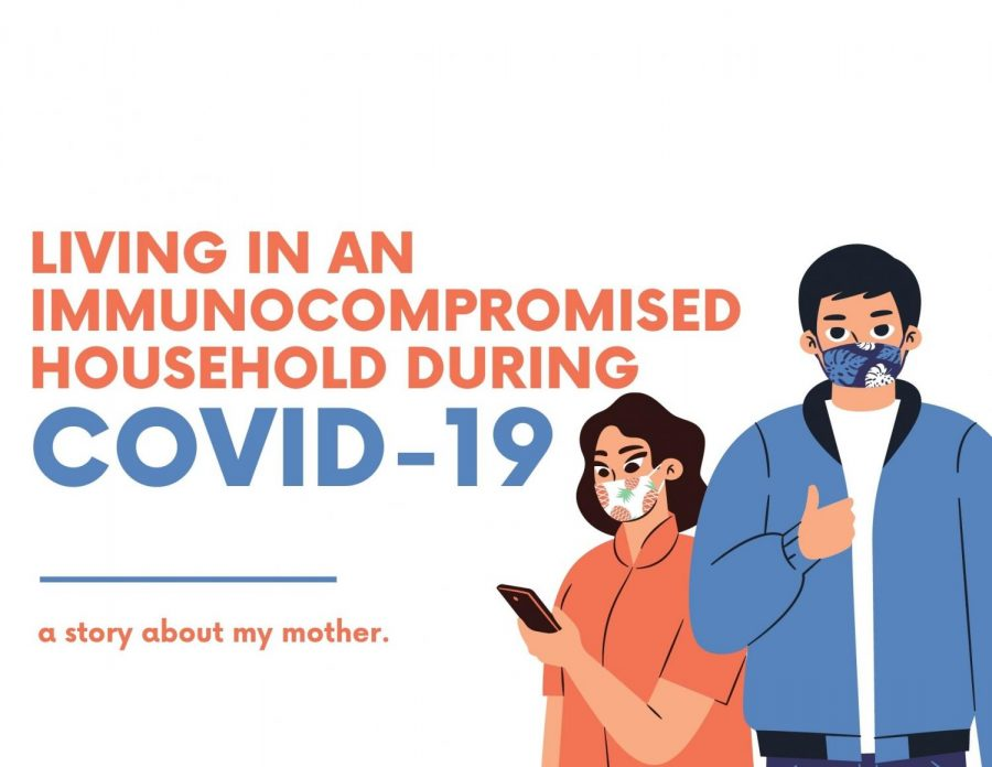 Living in an Immunocompromised Household During COVID-19