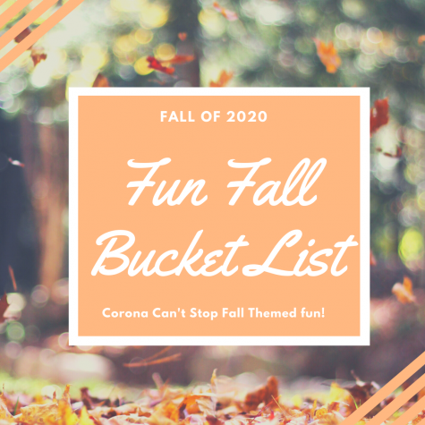 Bucket List Of Fun Fall Activities