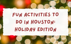Fun activities to do in Houston