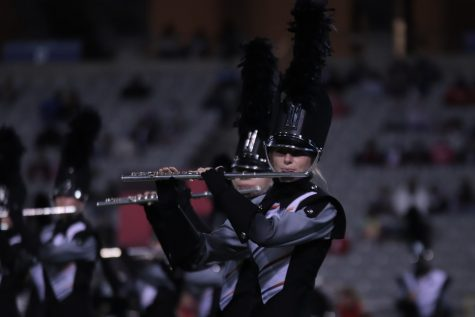 Marching band places 15th at state competition