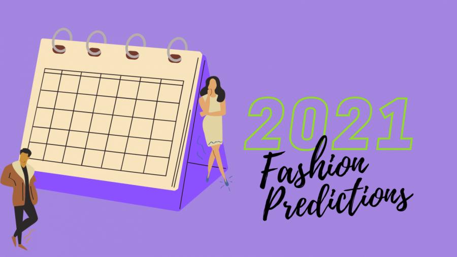 2021 Fashion/style predictions
