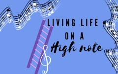 Living life on a high note