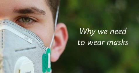 Why we need to wear masks