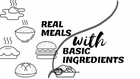 Real meals you can make with basic ingredients