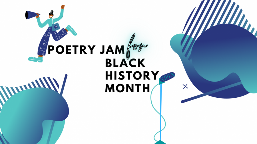 Lift Every Voice: Poetry jam for Black History Month