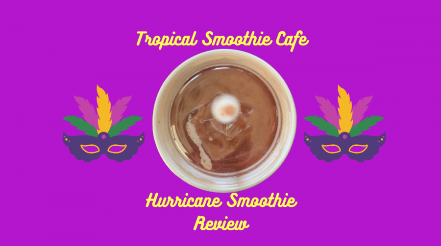 Tropical Smoothie Hurricane Smoothie Review