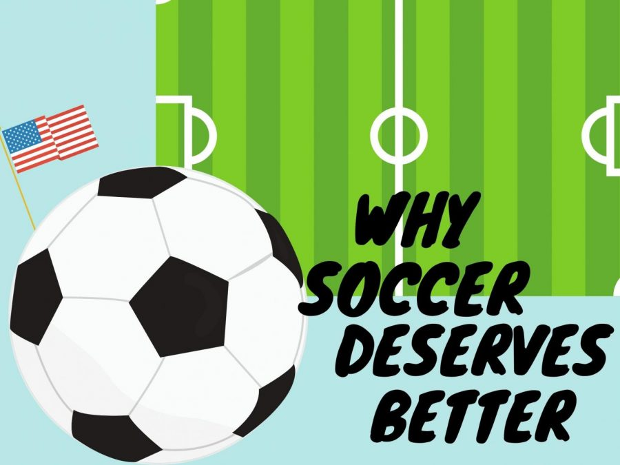 Soccer deserves more respect in America