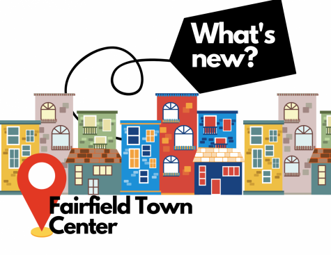 Whats going into Fairfield Town Center?