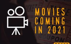 New Movies coming in 2021